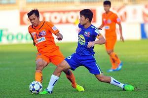 HAGL 1-2 Than Quảng Ninh (kết thúc): Rượt đuổi ngoạn mục