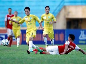 Video bàn thắng: Hà Nội T&T 2-0 Đồng Nai (Vòng 6 V.League 2015)
