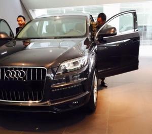 Niềm đam mê xe hơi của thủ môn Dương Hồng Sơn