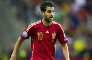 """Fabregas tự hào sau khi trở thành """"Vua kiến tạo"""" của ĐT Tây Ban Nha"""