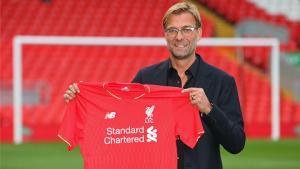 Sir Alex khen ngợi hết lời tân HLV Jurgen Klopp của Liverpool