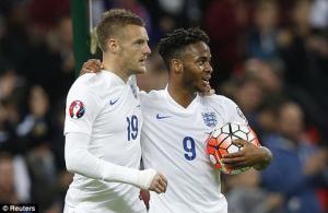 Video clip bàn thắng: Anh 2-0 Estonia (Vòng loại Euro 2016)