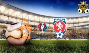 TRỰC TIẾP VÒNG LOẠI EURO 2016: Trận đấu Hà Lan vs CH Séc 01h45 ngày 14/10