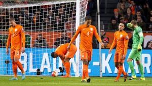 Hà Lan 2-3 CH Séc: Cơn lốc cam chính thức ngồi nhà xem Euro 2016