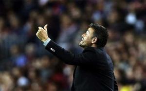 HLV Luis Enrique nói gì sau trận Barca 5-2 Vallecano?