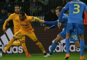 Video clip phân tích tiền đạo Neymar thi đấu trận BATE vs 0-2 Barca
