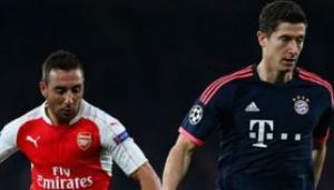 Video clip bàn thắng Arsenal vs Bayern 2-0 Vòng bảng cúp C1 2015/16