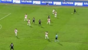 Video clip bàn thắng Dinamo Zagreb vs Olympiakos 0-1 Vòng bảng cúp C1