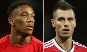 Giá như Wenger mua… Schneiderlin và Martial