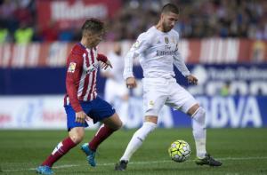 Ramos rút khỏi ĐT Tây Ban Nha vì chấn thương