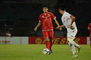 Video clip bàn thắng: U19 Myanmar 0-1 U19 Việt Nam (Vòng loại U19 châu Á)