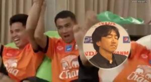 Người Thái tung clip troll đội tuyển Việt Nam sau trận hòa Iraq