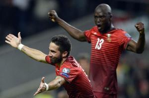 Video clip bàn thắng: Bồ Đào Nha 1-0 Đan Mạch (Vòng loại Euro 2016)