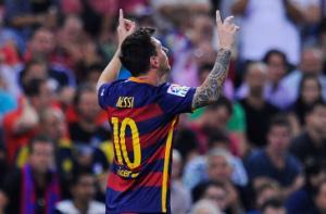 Man City không có cửa chiêu mộ Lionel Messi