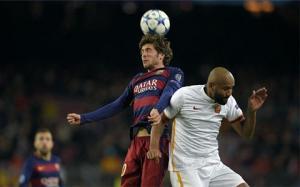 Barca nhận hung tin sau chiến thắng trước Roma
