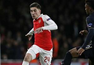 Bellerin: Arsenal sẽ tiến sâu tại Champions League