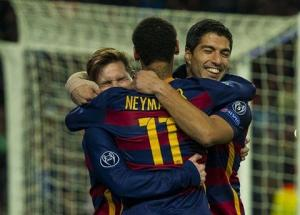 Messi bất ngờ muốn nhường QBV FIFA cho Neymar và Suarez
