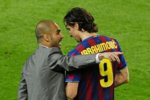Ibrahimovic: Guardiola không phải đàn ông