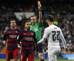 Isco nói gì sau án phạt nặng vì chơi xấu Neymar?