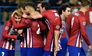 Video clip bàn thắng: Atletico Madrid 2-0 Galatasaray (Vòng bảng Champions League 2015/2016)