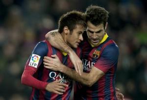 Cesc Fabregas: Sau Messi, Neymar sẽ thống trị thế giới