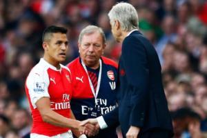 """Wenger: """"Giờ chưa phải lúc để Sanchez nghỉ ngơi"""""""