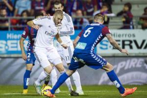 """Eibar vs Real Madrid (22h ngày 29/11): Đừng đùa với kẻ """"chết đi sống lại"""""""