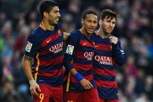 HLV Enrique: Bộ ba MSN đá đùa vẫn có bàn thắng