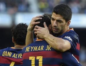 Neymar-Suarez cân bằng kỷ lục tồn tại 65 năm của tiền bối