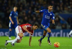 Thấy gì sau trận hòa của M.U trước Leicester City