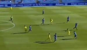 Video clip bàn thắng: Getafe 2-0 Villarreal (Vòng 13 La Liga 2015/16)