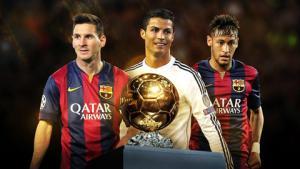 Tối nay FIFA công bố 3 ứng viên tranh QBV 2015
