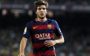 Alves lên tiếng khen ngợi đàn em Sergi Roberto