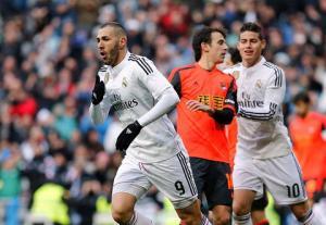 Real Madrid 4-1 Sociedad (Kết thúc): Thắng to trong ngày vắng Ronaldo