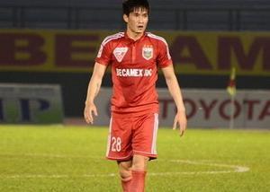 Video bàn thắng: XSKT.Cần Thơ 1-3 B.Bình Dương (Vòng 6 V-League 2015)
