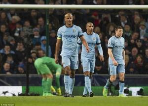 Sau loạt trận lượt đi vòng 1/8 Champions League: Anh, Đức lâm nguy!