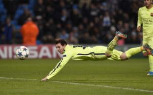 Thống kê: Lionel Messi lập kỷ lục về bỏ lỡ cơ hội