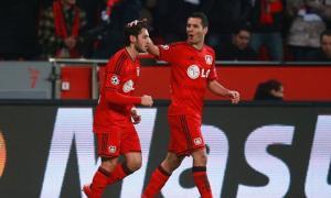Năm pha làm bàn đẹp nhất lượt đi vòng 1/8 Champions League 2014-2015