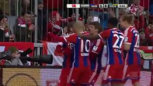 Video bàn thắng: Bayern 4-1 FC Cologne (Vòng 23 Bundesliga 2014-2015)