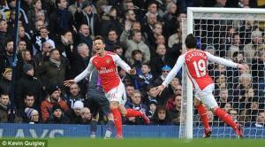 Arsenal chế video clip quảng bá sự trở lại của Mesut Ozil