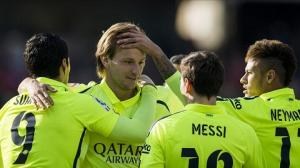 """""""Nhạc trưởng"""" Rakitic cam kết gắn bó với Barca"""