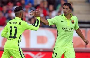 Tiếp tục thăng hoa, Suarez được ca ngợi hết lời