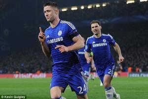 Sao Chelsea thay Rooney đeo băng thủ quân tuyển Anh
