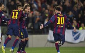 TRỰC TIẾP: Barcelona 6-0 Getafe (Hiệp 1): Mưa bàn thắng trên Nou Camp