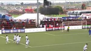 Clip bóng đá: Màn ăn mừng bàn thắng đắng lòng nhất thế giới