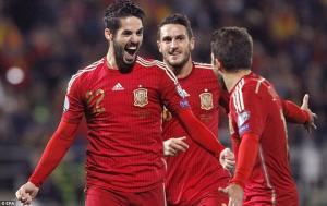 Tây Ban Nha vs Ukraine (02h45 28/3): Trong làn gió đổi thay