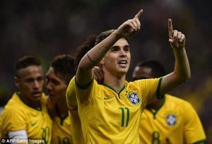 Video bàn thắng: Pháp 1-3 Brazil (Giao hữu quốc tế)