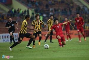 Video bàn thắng: U23 Malaysia 1-2 U23 Việt Nam (Vòng loại U23 Châu Á)