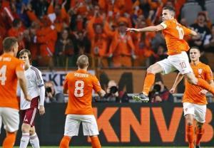 """02h45 ngày 29/3, Hà Lan – Thổ nhĩ Kỳ: """"Cơn lốc màu da cam"""" cuốn phăng đối thủ!"""