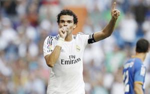 Pepe sắp gia hạn hợp đồng với Real đến năm 2018